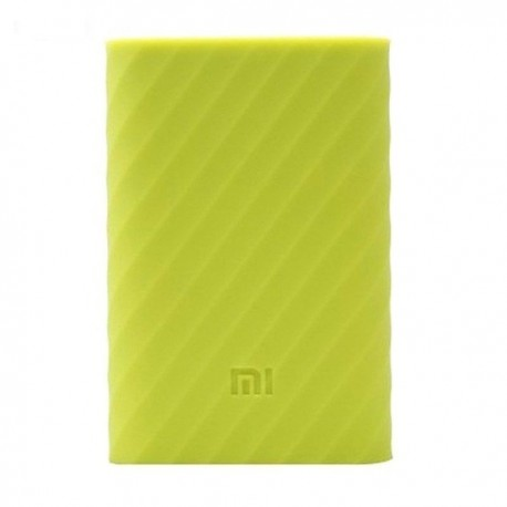 کاور سیلیکونی پاور بانک Xiaomi 10000mAh
