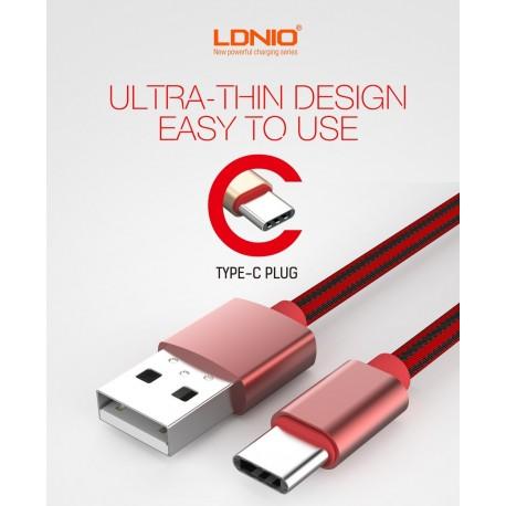 کابل LDNIO LS60 Type-C Data Cable