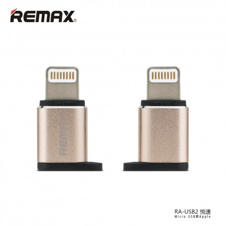 Remax Micro USB To Lightning Adapter