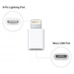 مبدل Micro USB To Lightning Adapter فشن