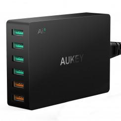 شارژر رومیزی Aukey PA-T11 Quick Charge 3.0