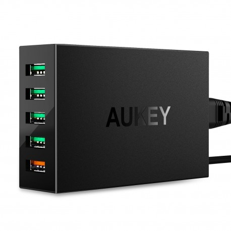 Aukey PA-T15 Quick Charge 3.0 Desktop Charger