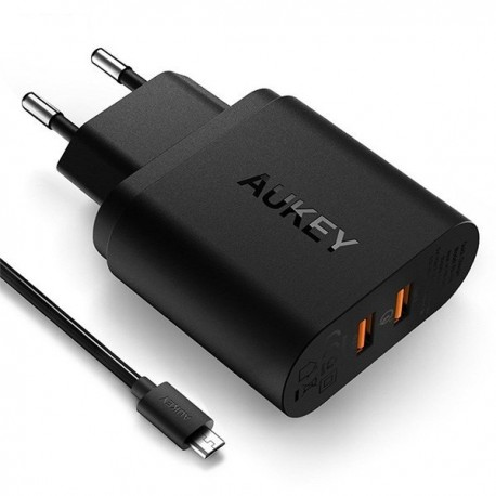 Aukey PA-T16 Quick Charge 3.0 wall Charger