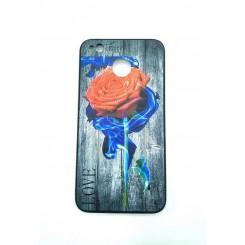 کاور 3D طرح گل شیائومی Redmi 4X