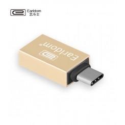 مبدل OTG Type-c ارلدام USB 3.0