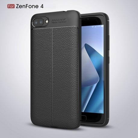 کاور طرح چرم Asus Zenfone 4