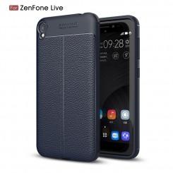 کاور طرح چرم Asus Zenfone Live