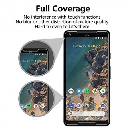 محافظ صفحه نانو گوگل Pixel 2 XL
