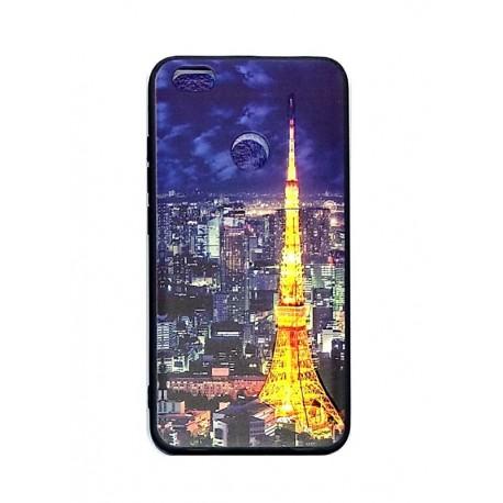کاور طرح برجسته شیائومی Redmi Note 5a prime (سری دوم)