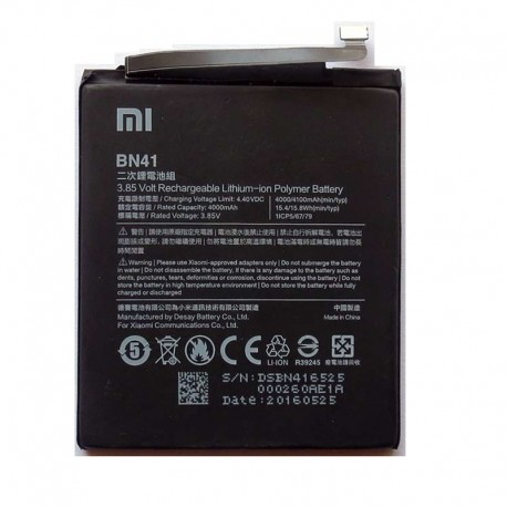 باتری شیائومی Redmi Note 4