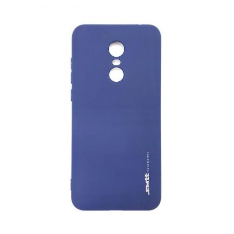 کاور سیلیکونی SMTT رنگی Redmi 5 plus