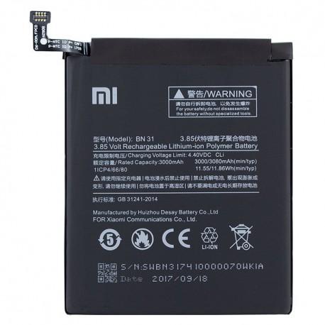 باتری شیائومی Redmi Note 5A