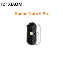 گلس محافظ لنز شیائومی Redmi Note 6 pro