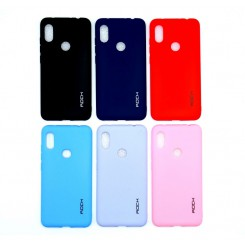 کاور رنگی ROCK شیائومی Redmi Note 6 Pro