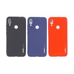 کاور سیلیکونی SMTT رنگی Redmi Note 7