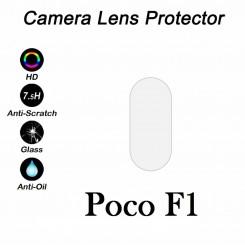گلس دوربین شیائومی Poco F1